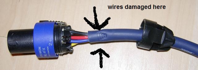 B1 Cable Connections Bose Portable Pa Encyclopedia Faq