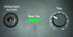 Model 1S Analog Input