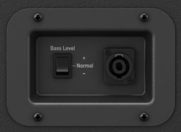 B2 Bass Level Switch
