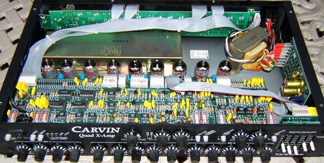 Carvin Quad X Amp Bose Portable Pa Encyclopedia Faq Amp Wiki