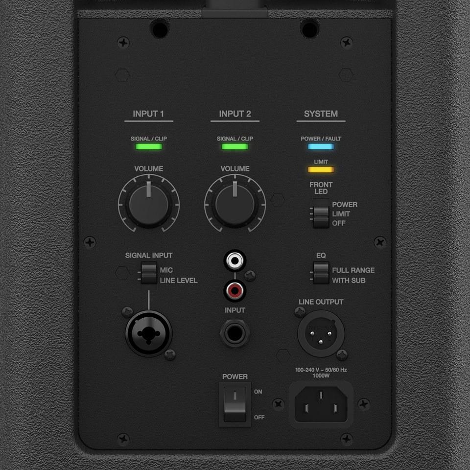 F1 Model 812 Flexible Array Loudspeaker Bose Pro