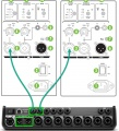 Mackie SRM 350 input from ToneMatch Mixer 14.jpg